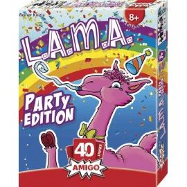 Amigo Spiele - Lama Party Edition