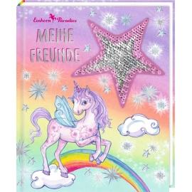 Freundebuch: Einhorn-Paradies