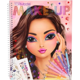 Depesche - TOPModel - Create your TOPModel Make-Up Malbuch