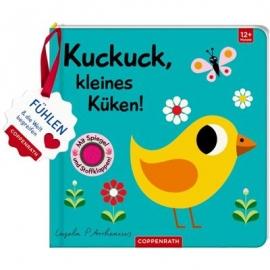 Coppenrath Verlag - Mein Filz-Fühlbuch - Kuckuck, kleines Küken!