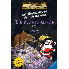 Ravensburger Buch - Der Adventskalender - Die Weihnachtsapp der 1000 Gefahren