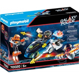 Playmobil® 70020 - Space - Galaxy Police-Bike