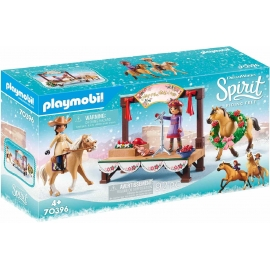 Playmobil® 70396 - Spirit - Riding Free - Weihnachtskonzert