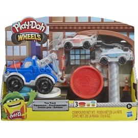 Hasbro - Play-Doh Wheels Abschleppwagen