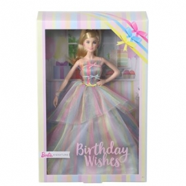 Mattel - Barbie Signature - Birthday Wishes Barbie Puppe