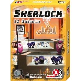 ABACUSSPIELE - Sherlock - 13 Geiseln