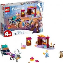LEGO® Disney™ Frozen - 41166 Elsa und die Rentierkutsche
