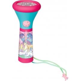 Taschenlampe Einhorn-Paradies