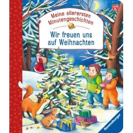 Ravensburger 43886 Minutengeschichten: Weihnachten