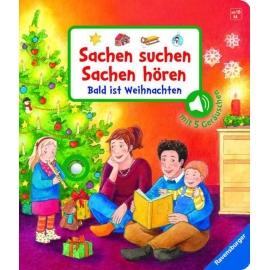Ravensburger 43887 Sachen suchen, Sachen hören: Weihnachten