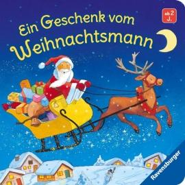 Ravensburger 43882 Schuld, Ein Geschenk vom Weihnachtsmann