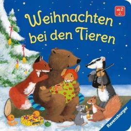 Ravensburger 43885 Weldin, Weihnachten bei den Tieren