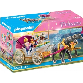 Playmobil® 70449 - Princess - Romantische Pferdekutsche
