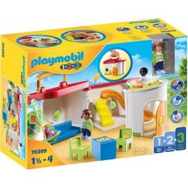 Playmobil® 70399 - 1.2.3 - Mein Mitnehm-Kindergarten