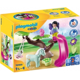 Playmobil® 70400 - 1.2.3 - Feenspielplatz