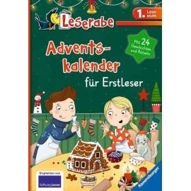 Ravensburger Buch - Leserabe - Adventskalender für Erstleser