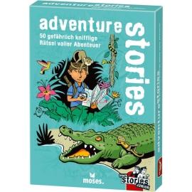 black stories junior adventure stories