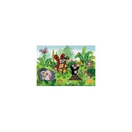 Ravensburger 05090 Puzzle Gartenparty mit Freunden