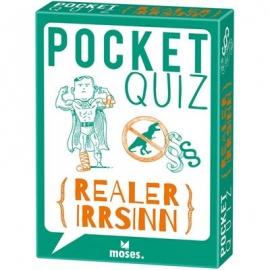 moses. - Pocket Quiz - Realer Irrsinn