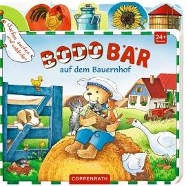 Bodo Bär auf dem Bauernhof