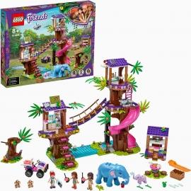 LEGO® Friends 41424 - Tierrettungsstation im Dschungel