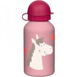sigikid - Edelstahl-Trinkflasche Pony OnTour 350ml