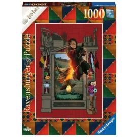 Ravensburger Spiel - AT Harry Potter 4, 1000 Teile