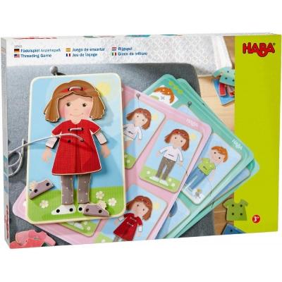 HABA® - Fädelspiel Anziehspaß