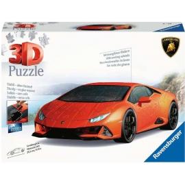Ravensburger Spiel - Lamborghini Huracan Evo, 108 Teile