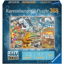 Ravensburger Spiel - Exit Puzzle Kids - Im Freizeitpark