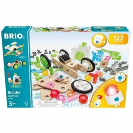BRIO Builder System - Builder Licht-Konstruktion, 120tlg