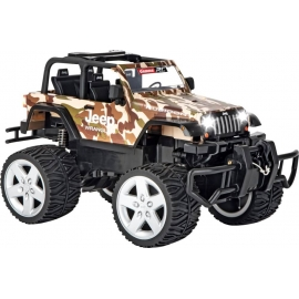 CARRERA RC - 2,4GHz Jeep[R] Wrangler Rubicon, camouflage