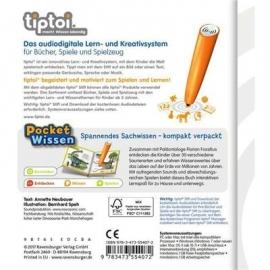 Ravensburger Buch - tiptoi - Pocket Wissen - Dinosaurier