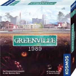KOSMOS - Greenville 1989