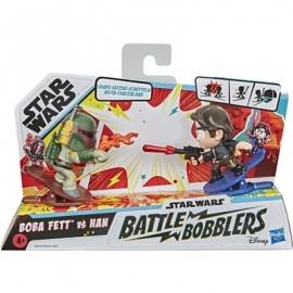 Hasbro - Star Wars Battle Bobblers 2er-Pack, Ast.