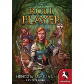 Pegasus - Roll Player - Fiends & Familiars, Erweiterung