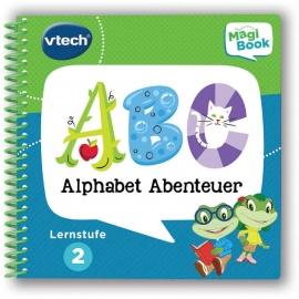 VTech - MagiBook - Lernstufe 2 - Alphabet Abenteuer