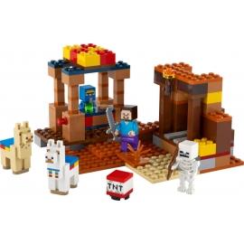 LEGO® Minecraft 21167 Der Handelsplatz