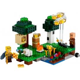 LEGO® Minecraft 21165 Die Bienenfarm