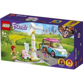 LEGO® Friends 41443 - Olivias Elektroauto