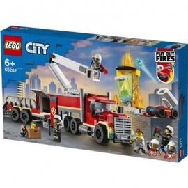LEGO® City 60282 - Mobile Feuerwehreinsatzzentrale
