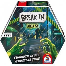 Schmidt Spiele - Break In - Area 51