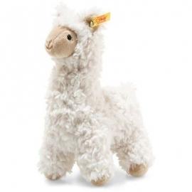 Steiff - Soft Cuddly Friends Leandro Lama 19cm creme stehend
