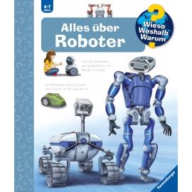 Ravensburger 32985 WWW47 Alles über Roboter