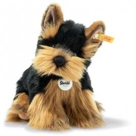 Steiff - Herkules Yorkshire Terrier 24cm braun/schwarz