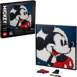 LEGO® Art 31202 - Disneys Mickey Mouse