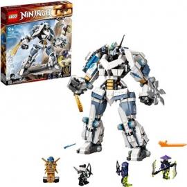 LEGO® Ninjago 71738 - Zanes Titan-Mech