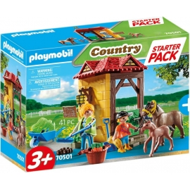 Playmobil® 70501 Starter Pack Reiterhof