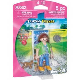 Playmobil® 70562 Frau mit Katzenbabys