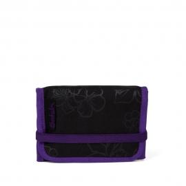 satch Geldbeutel Purple Hibiscus